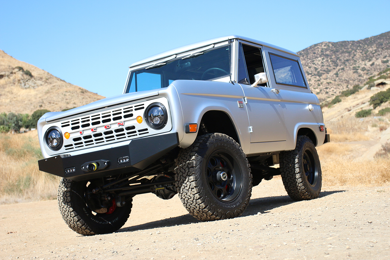 1969 ICON BR Ford Bronco #37