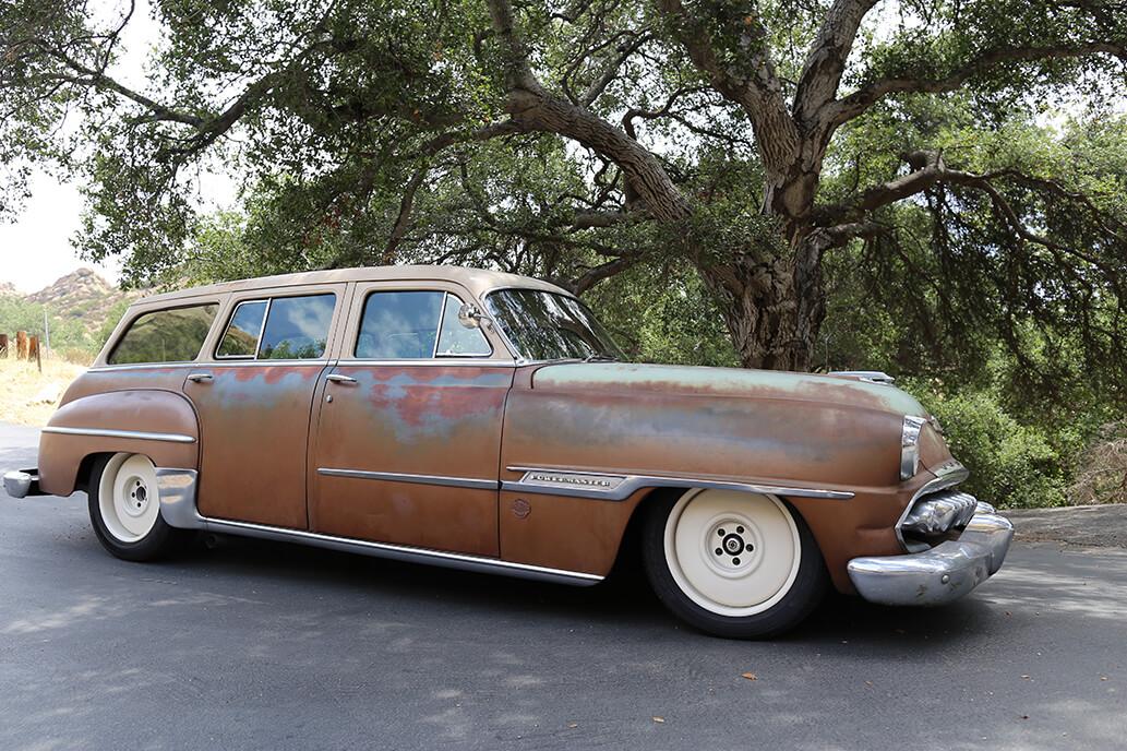 1954 DeSoto ICON Derelict Wagon
