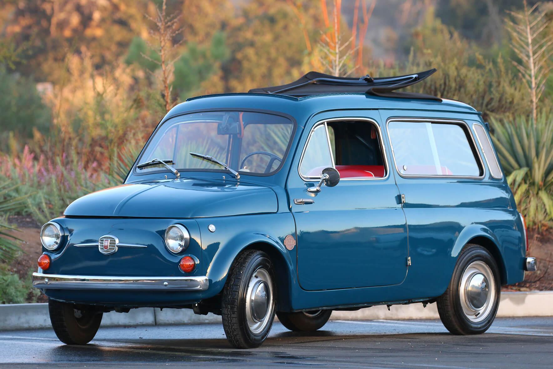 1966 Fiat Giardiniera EV