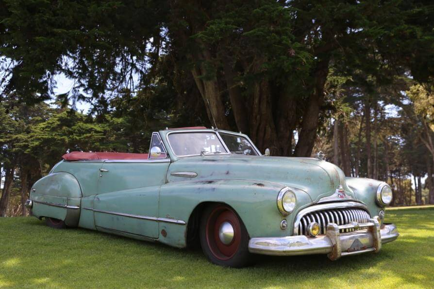 1948 Buick Super Convertible ICON Derelict