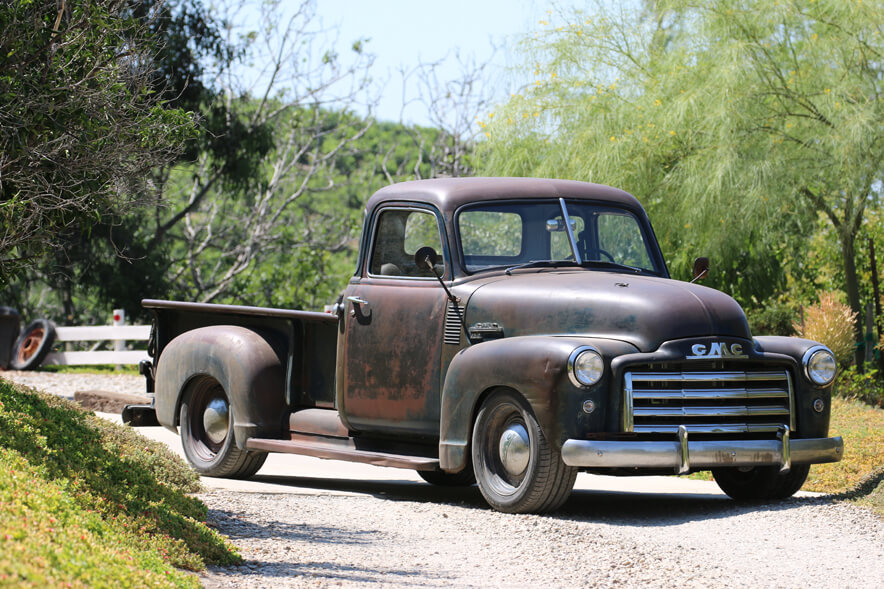 1949 GMC Derelict Long Bed