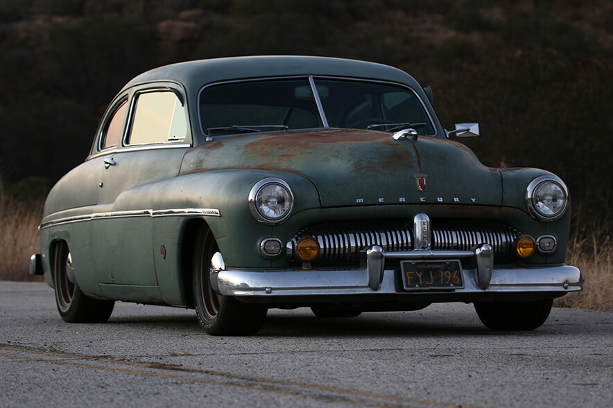 1949 Electric Mercury Coupe