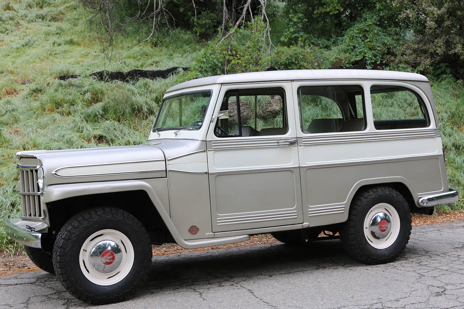 1960 Willys Wagon