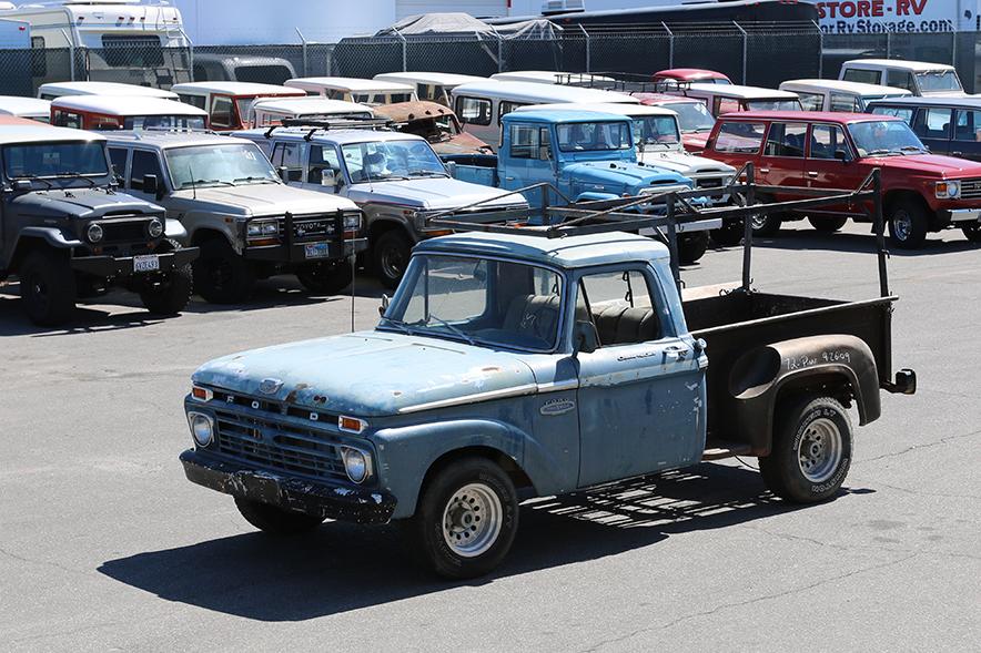 1965 Ford Short Bed Step Side Pick Up