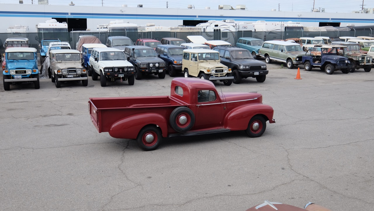 1947 Hudson Big Boy Pick Up
