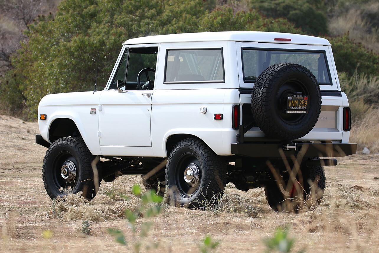 1969 ICON BR Ford Bronco #32
