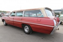 1962 Pontiac Catalina Safari Wagon! 6