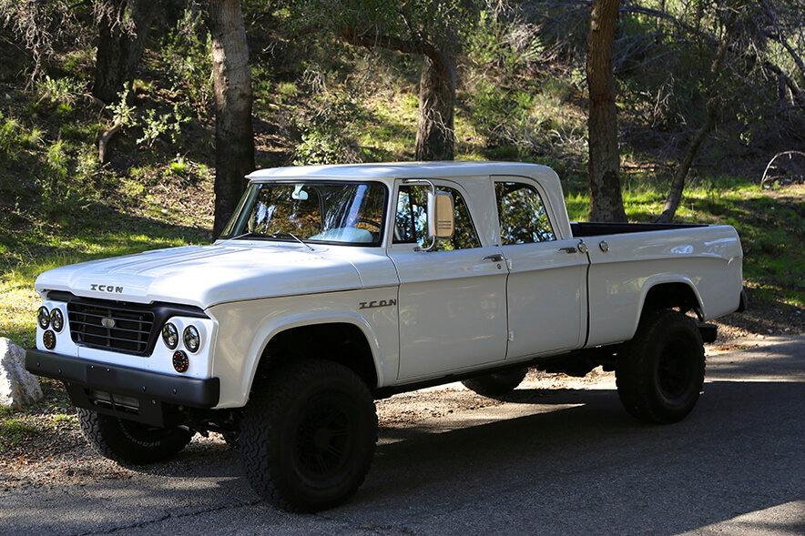 1965 Dodge D200 Powerwagon ICON Reformer
