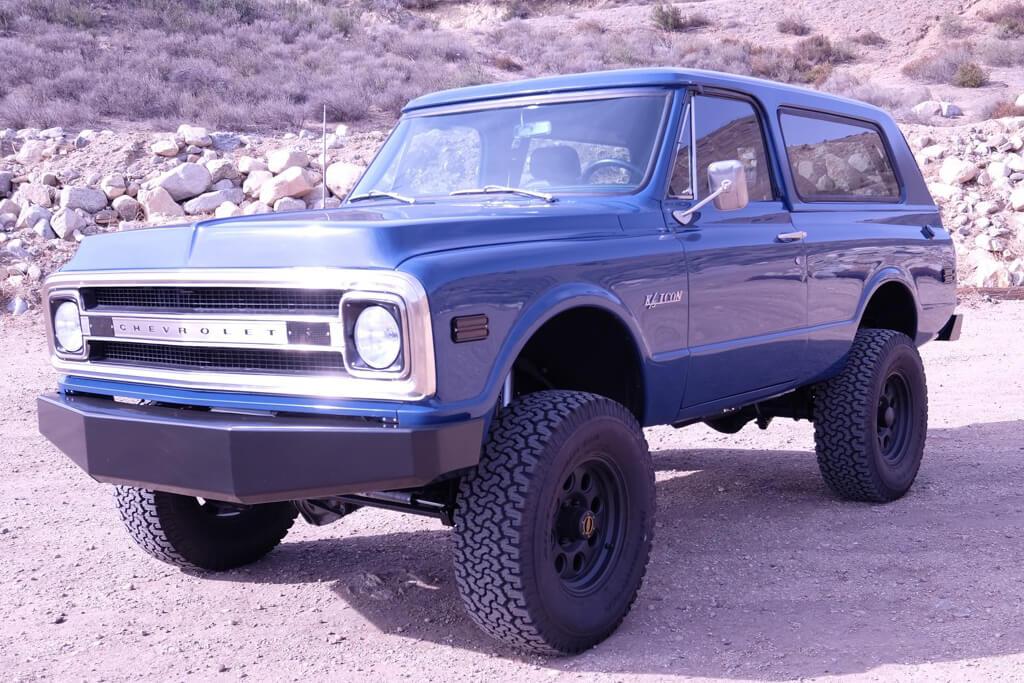 1969 K5 Chevy Blazer Reformer