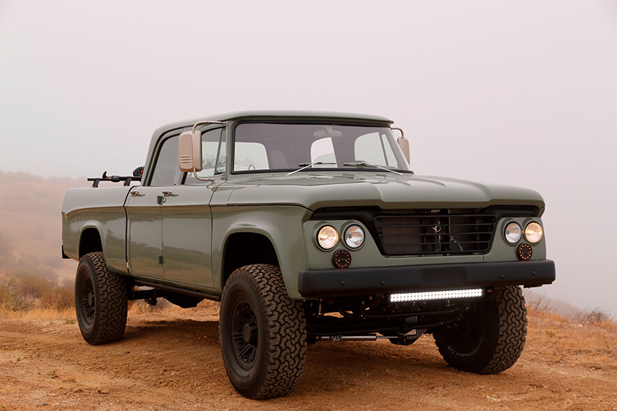 1963 Dodge D200 Powerwagon ICON Reformer