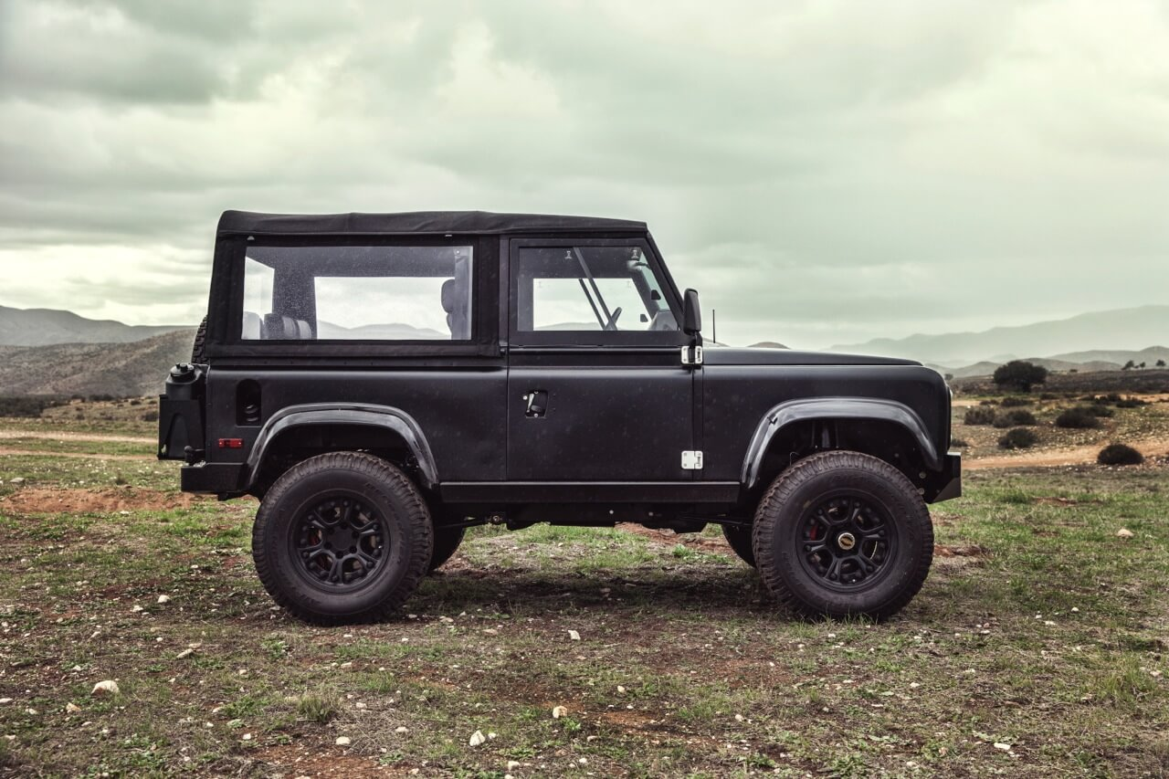ICON D90 Land Rover Reformer