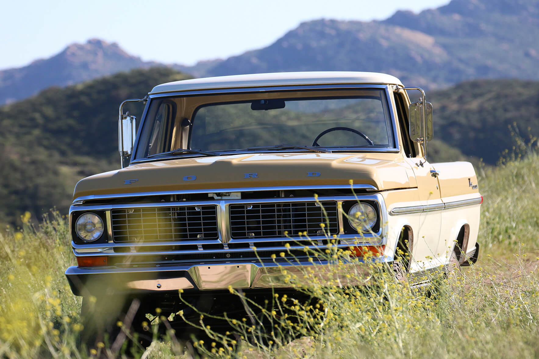 1970 Ford Short Bed 4x4