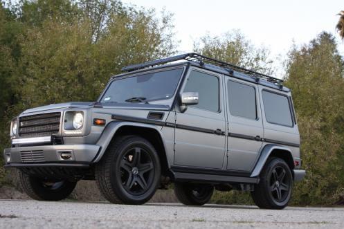 Mercedes G55 ICON Reformer