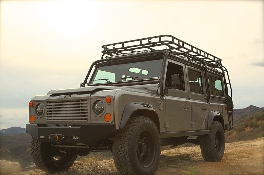 ICON Land Rover NAS 110 Reformer